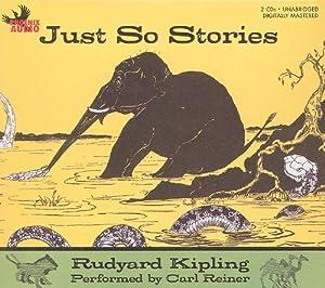 Just So Stories Carl Reiner and Rudyard Kipling