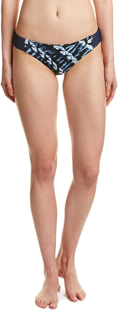 Dolce Vita Womens High Tide Macrame Bikini Bottom