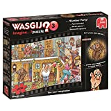 Jumbo Wasgij Imagine 3 Slumber Party Jigsaw Puzzle (1000 Piece)