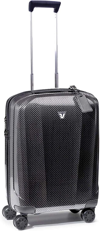 Roncato Maleta Pequeña XS Rigida We-Glam - Cabina cm. 55 x 40 x 20 Capacidad 40 L, Ligero, Organización Interna, Cierre TSA, Aprobado para: Ryanair Easyjet Lufthansa, Garantìa 10 años