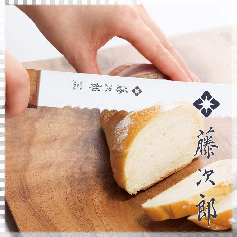 Tojiro Bread Slicer 235mm F-737