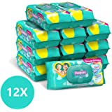 Pampers Baby Fresh Salviettine - 12 Confezioni da 70 Pezzi [840 salviettine]