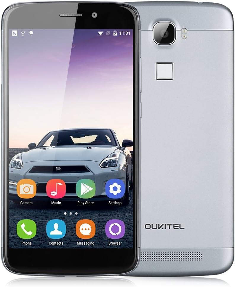 Oukitel U10 Kindo - Smartphone libre Android (pantalla 5.5 ...
