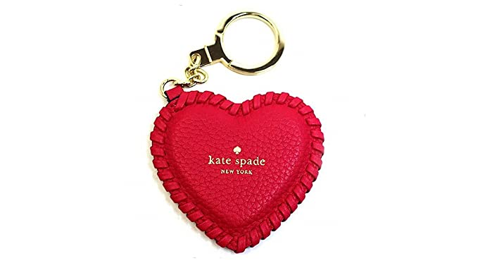 Amazon com: Kate Spade Heart Key Chain Fob Punch: Clothing