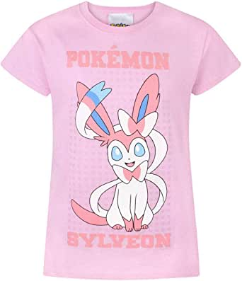 Pokemon Sylveon Girls T-Shirt