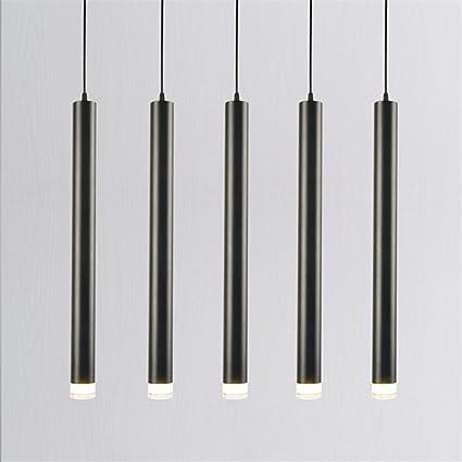 Led Pendelleuchte Zylinder Licht Küche Insel Esszimmer Shop Theke