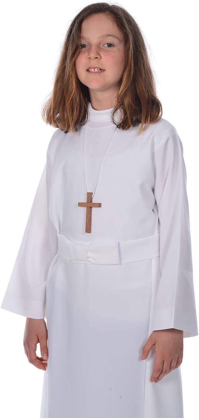 First communion alb