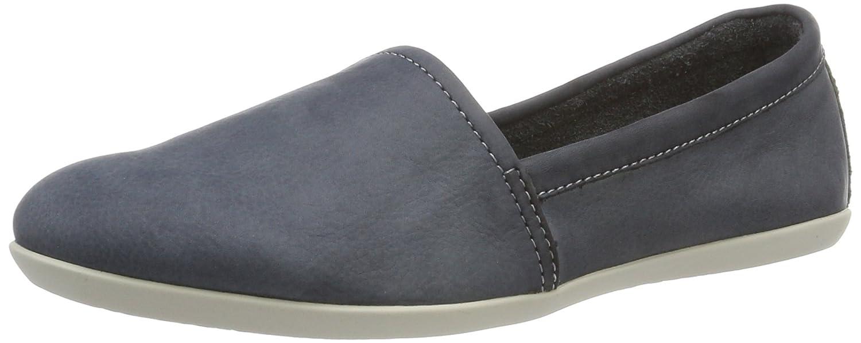 Softinos Damen Olu382sof Slip on Schuhe, Braun, 39 EU (6 UK)