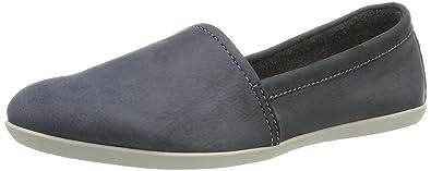 Olu382sof - Chaussures Slip-on - Femme - Marron - 38 EU (5 UK)Softinos uREAnG