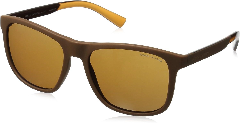 AX Armani All stores are sold Exchange Men's Sunglasses Sale SALE% OFF Ax4049s Square