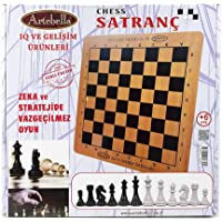 Artebella AZOYN003 Satranç Takımı