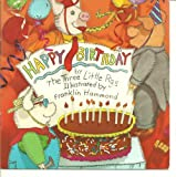 Happy Birthday, Harcourt School Publishers Staff, 0153066911