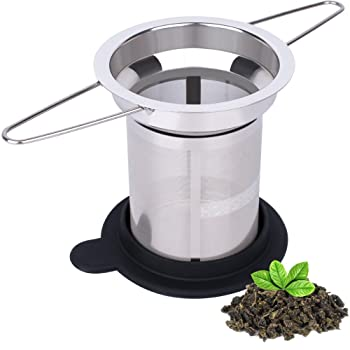 House Again Extra Fine Mesh Tea Infuser