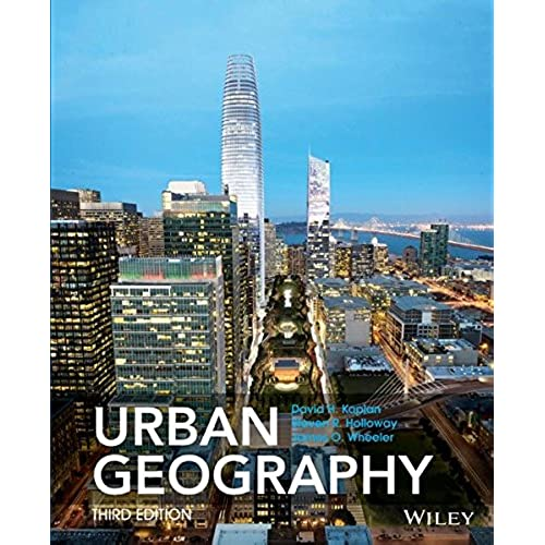 URBAN GEOGRAPHY EBOOK