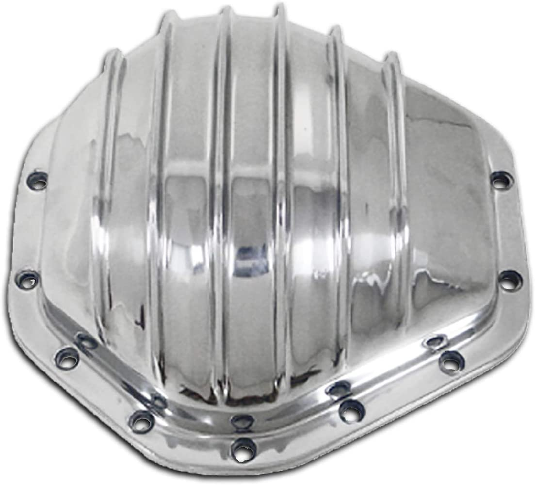 73-00 Chevy GMC Truck Polished Aluminum Rear Differential Cover /&10.5 Ring Gear