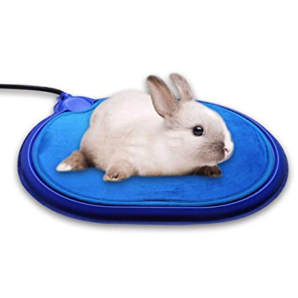 Calentador Para Mascotas Para Gatos Perros Eléctricos, 15W Temperatura Ajustable Impermeable Cama Para Mascotas Con