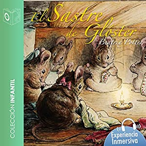 El sastre de Gloucester [The Tailor of Gloucester] Audiobook