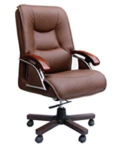 Daintree Coco Brown Directors, Executive, Boss, Conference High Back Office Chair