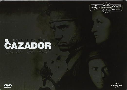 El cazador (Edición caja metálica) [DVD]: Amazon.es: Varios: Cine ...