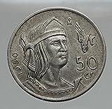 1950 Mexico Last AZTEC Emperor Cuauhtemo