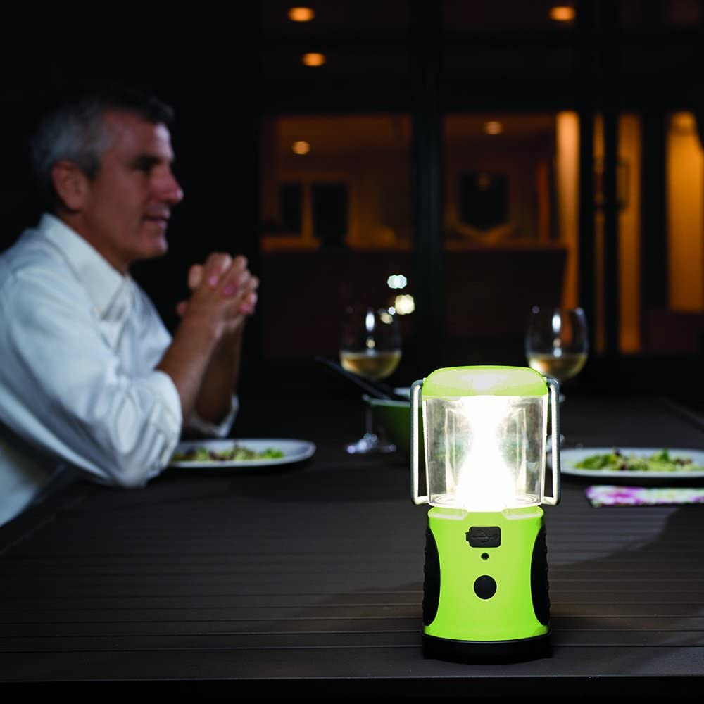 wei/ß MB480 Mr Beams ultra helle LED Laterne mit USB Ladeger/ät