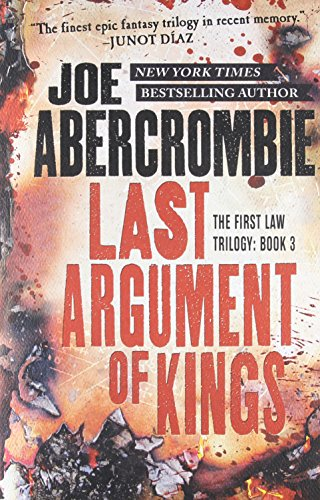 Last Argument of Kings (The First Law)