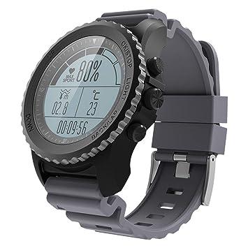 UMGZY Fitness Trackers Smart Watch IP68 Impermeable Natación GPS ...