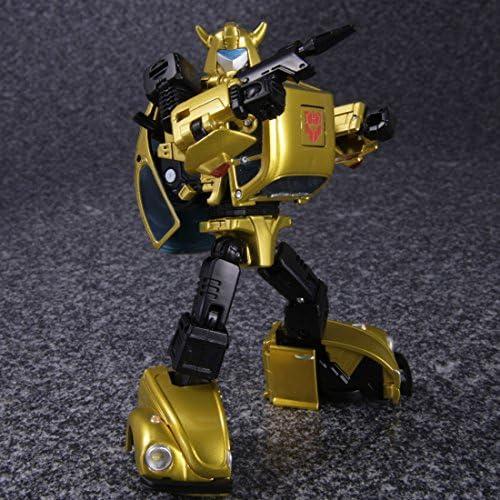 Transformer Masterpiece MP-21G Bumblebee Gold Version G2 Takara