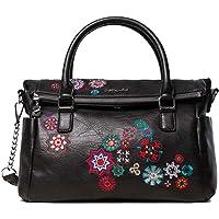 DESIGUAL NANIT LOVERTY handtassen femmes zwarte handtassen