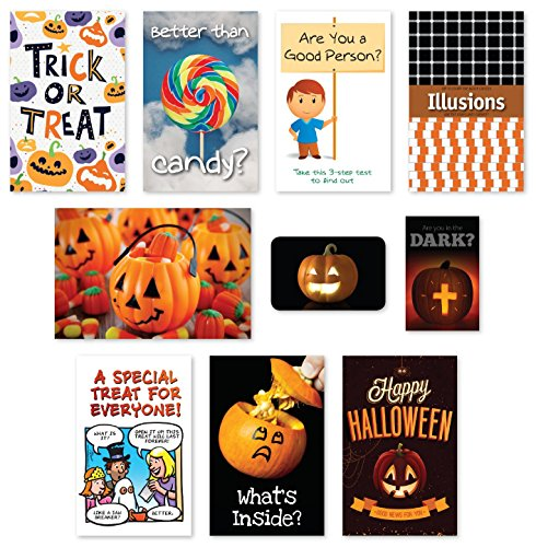 Halloween Tracts Assortment (NKJV) -
