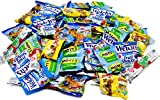 #5: Fruit Snacks Variety Pack, 68 Count Mixed Fruit Snacks Assortment, Ideal Fruit Snacks For Kids - Fruit Snacks Bundle Includes Mott's, Welch's, Scooby Doo, Paw Patrol, and Fruit Rollups