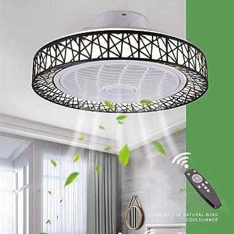 Luz de Ventilador de Techo LED Regulable, con Control Remoto ...