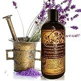 Lavender & Ylang Ylang Repairing Shampoo   Organic Shampoo for Color Treated Hair, Hair Loss, Dry Hair, Eczema, Psoriasis & More   Sulfate Free Shampoo Leaves Hair Soft & Moisturized   16oz