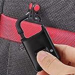 HERCHR-Lucchetto-per-Impronte-digitali-IP65-Impermeabili-USB-Ricaricabili-Senza-Chiave-Serrature-antifurto-per-Palestra-Deposito-Bagagli-Ufficio-Bici-24-12-09-Pollici