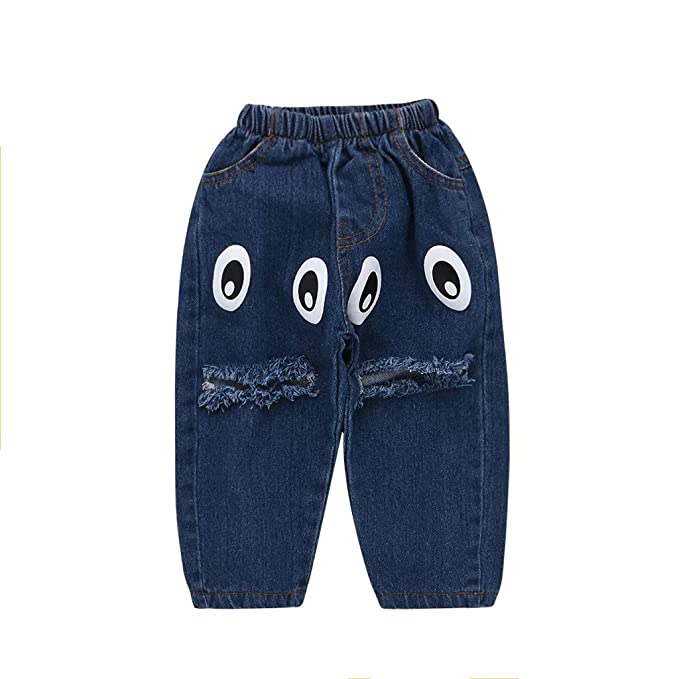 Ropa Bebe Pantalones Niño pequeño Bebé Niños Ojos Imprimir ...