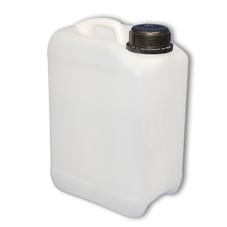 Bidon 3 L plastique HDPE, ouverture DIN45, qualité alimentaire (22005) qualité alimentaire (22005) wilai 22005+22039