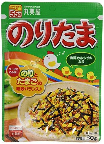 Marumiya Furikake Rice Seasoning, Noritama 30g