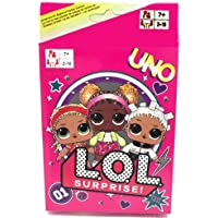 Mattel LOL Surprise Original Uno Card Set