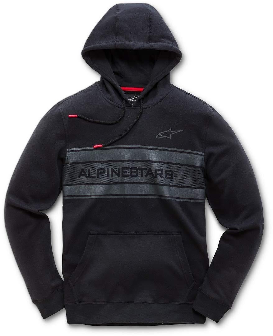 Alpinestar Pole Fleece sudarera del Deporte del Motor, Hombre: Amazon.es: Deportes y aire libre