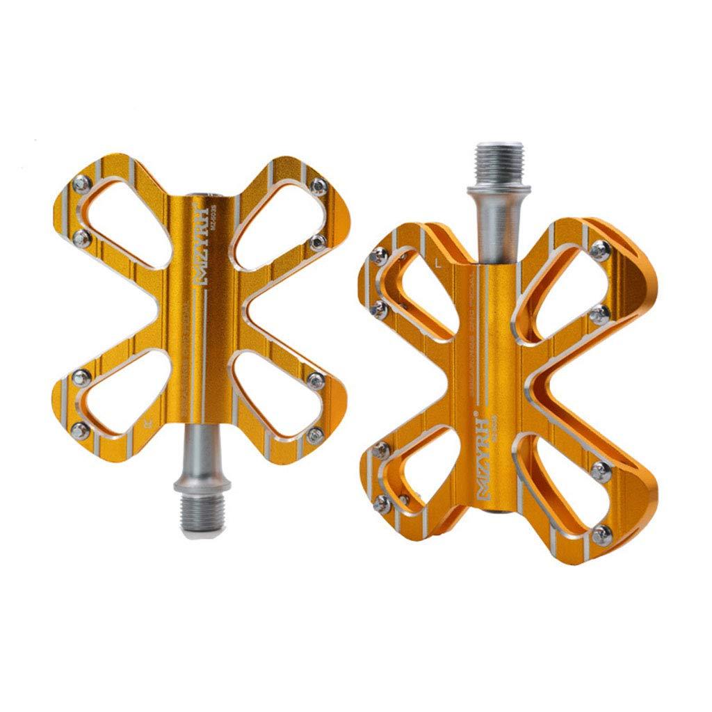 SUN HUIJIE Rennrad-Pedal-Ultraleichtaluminiumlegierung faltendes Auto-Knöchel-Reiten Ersatzteile