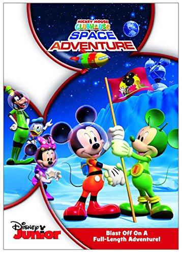 mickey mouse clubhouse space - 3