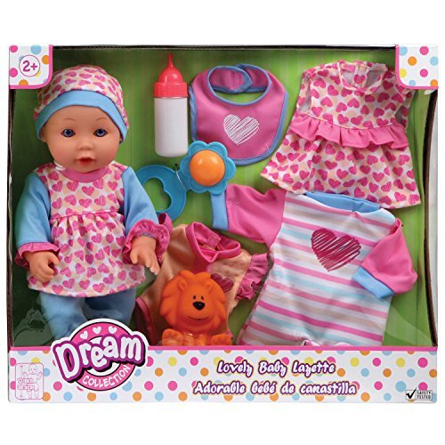 (Gigo Dream Collection Lovely Baby Doll Layette)
