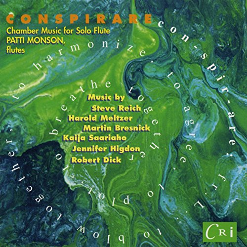 Conspirare – Chamber Music for Solo Flute
