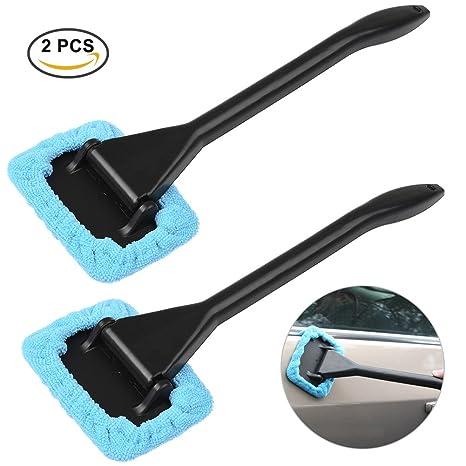 cargool para interior de coche parabrisas limpiaparabrisas limpiaparabrisas de cristal auto hogar Ventana Cepillo, de