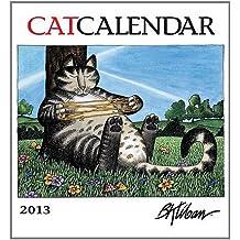 Catcalendar Calendar 2013