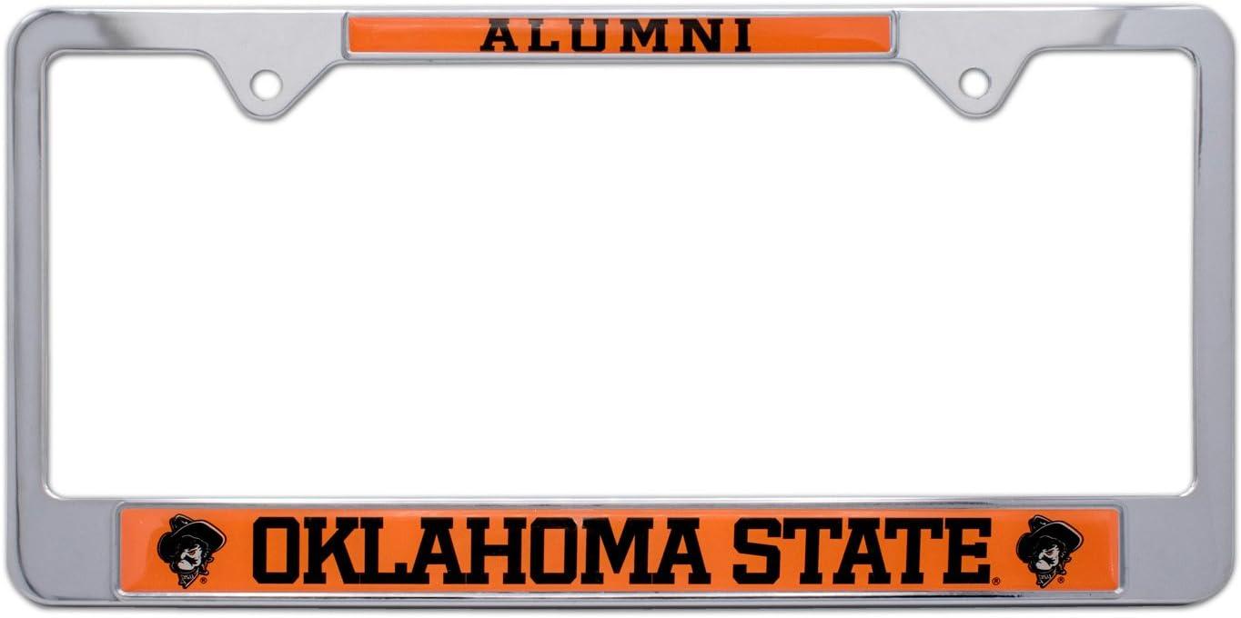 "Oklahoma State University /""OSU/"" Shiny Chrome Auto Emblem"