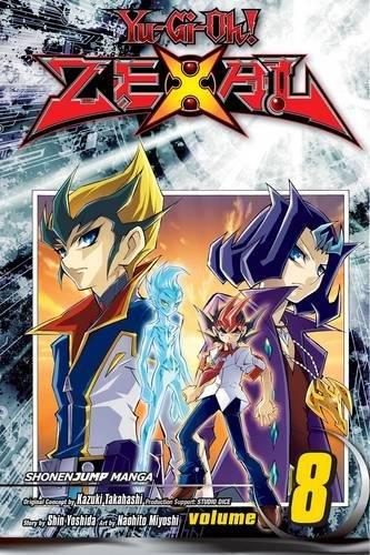 yu-gi-oh! zexal, anime, manga, cards, reviews, kite, kaito tenjo, shark, astral, yuma tsukumo, ryoga kamishiro, reginald kastle