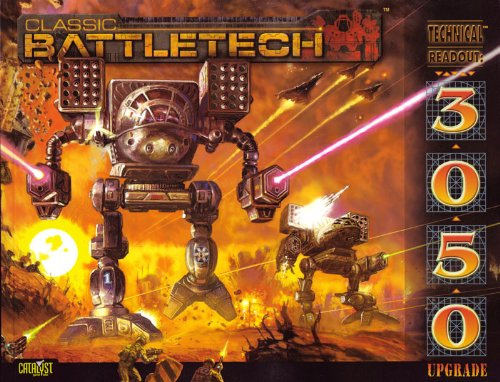 Classic Battletech: Technical Readout: 3050 (FAS8614)