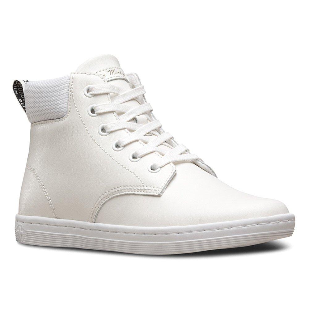 Dr. Martens Women's Maelly Padded Collar Boot B01ATVGEQS 5 M UK / 7 B(M) US|White