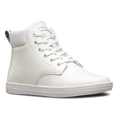Size Uk Maelly M DrMartens Women White 911 Womens Us Boot knOZPN80Xw